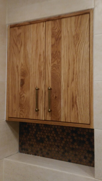 Nalata Meble Drewniane Galeria Dębowa łazienka